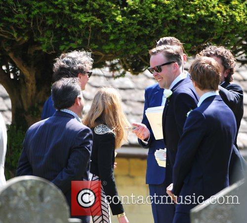 Sam Cooper The wedding of Lily Allen and...