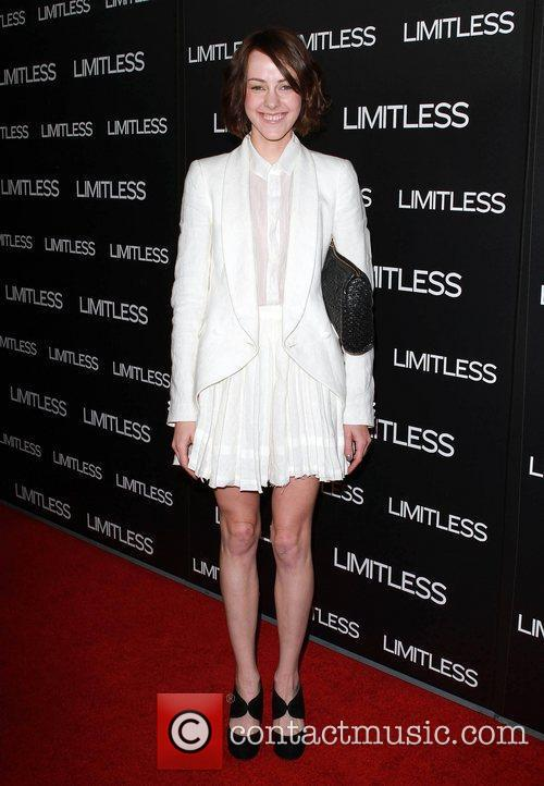 Jena Malone Special Screening of Limitless held at...