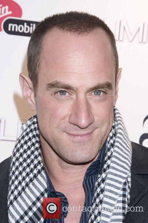 Christopher Meloni The New York premiere of 'Limitless'...