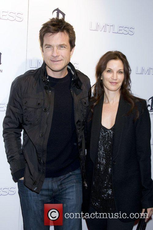 Jason Bateman and Amanda Anka  The New...