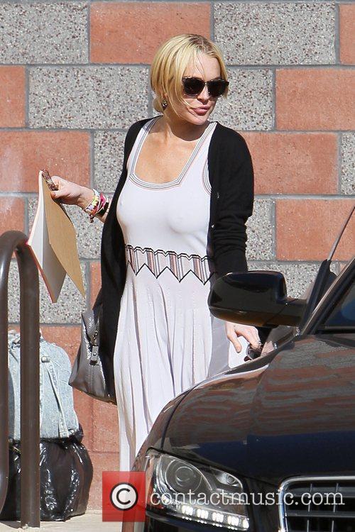Lindsay Lohan 5