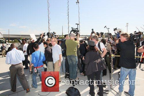Atmosphere Lindsay Lohan departs the Los Angeles County...