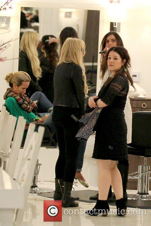 Lindsay Lohan and Ali Lohan 8