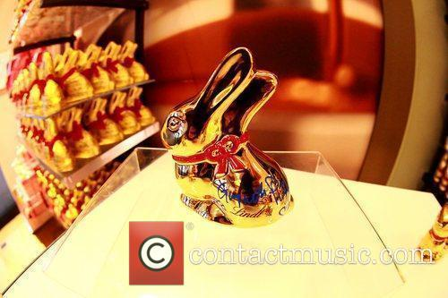 Atmosphere from the 2nd 'Lindt Gold Bunny Celebrity...