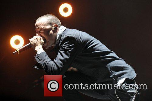 Chester Bennington and Linkin Park 7