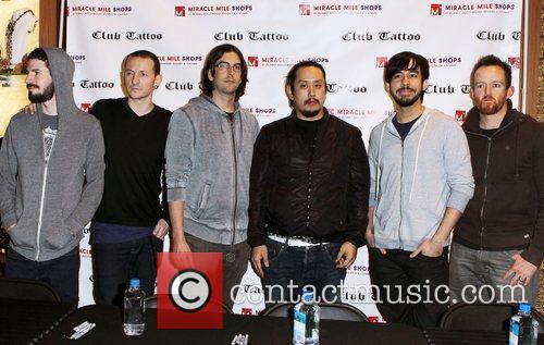 Linkin Park, Las Vegas and Tattoo 2