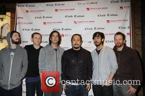 Linkin Park, Las Vegas and Tattoo 4