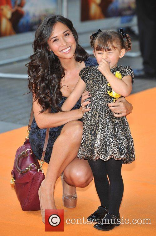 The Lion King 3D UK Premiere Screening held...