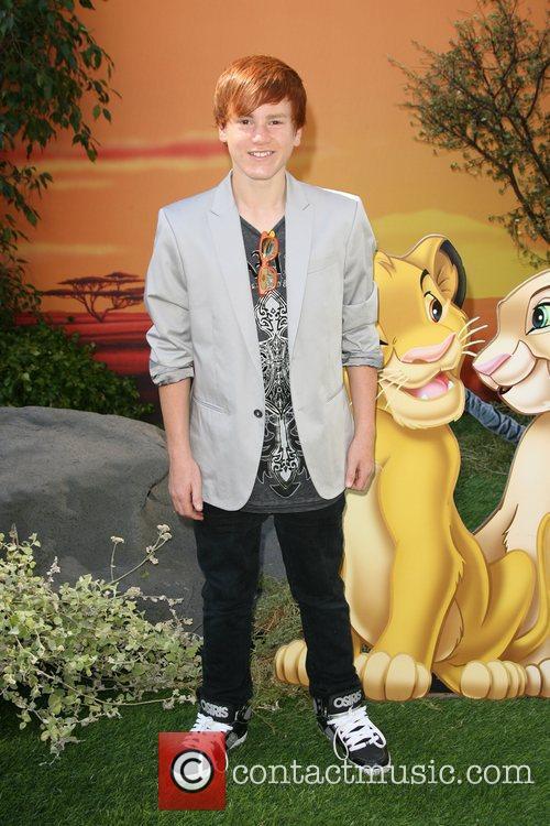 Justin Tinucci  World Premiere of Disney's The...