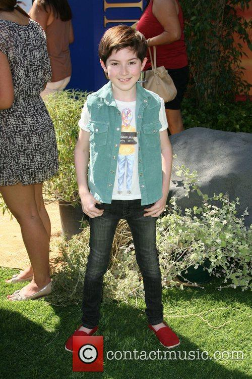 Mason Cook World Premiere of Disney's The Lion...