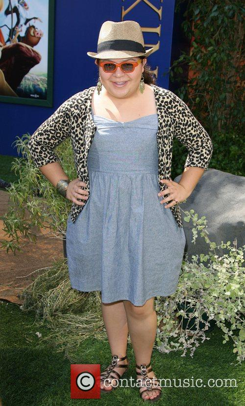 Raini Rodriguez World Premiere of Disney's The Lion...