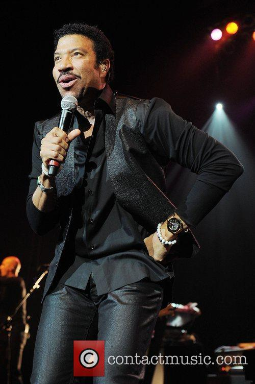 Lionel Richie performs at the Seminole Hard Rock...