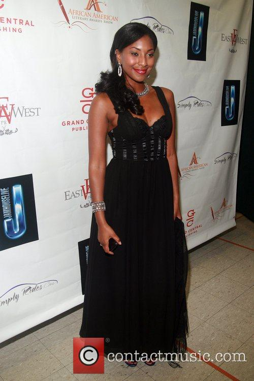 Actress Napiera Groves 7th Annual African American Literary...