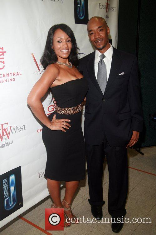 Melyssa Ford and Datwon Thomas  7th Annual...