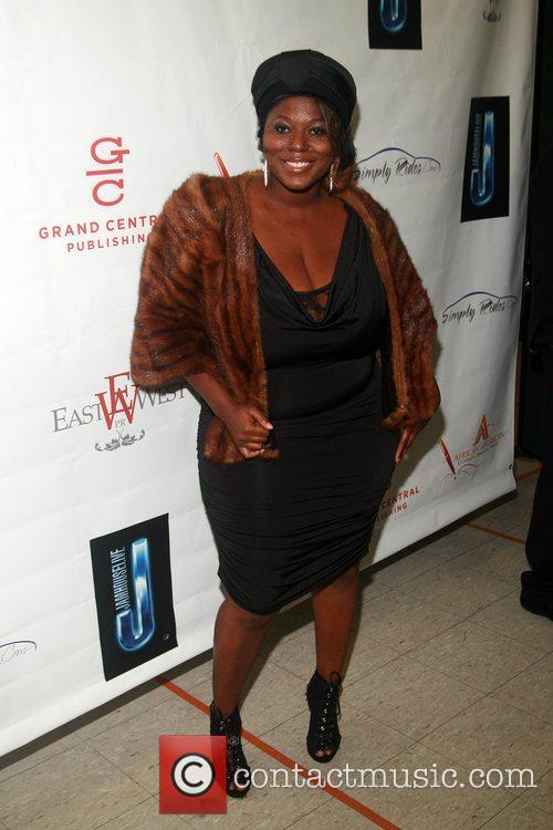 Author and Reality TV Personality Tionna Smalls...