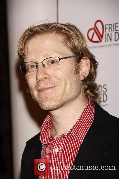 Anthony Rapp  The Friends In Deed benefit...