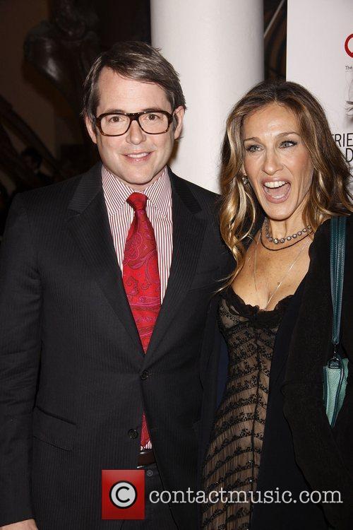 Matthew Broderick and Sarah Jessica Parker  The...