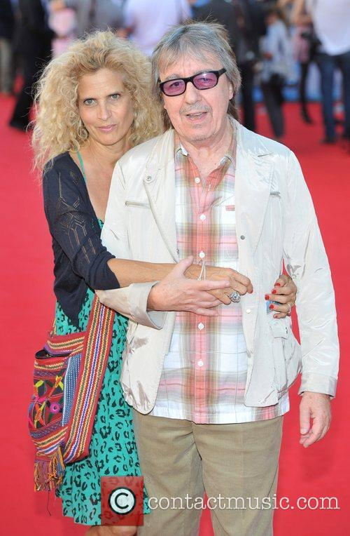 UK Premiere of 'George Harrison: Living In The...