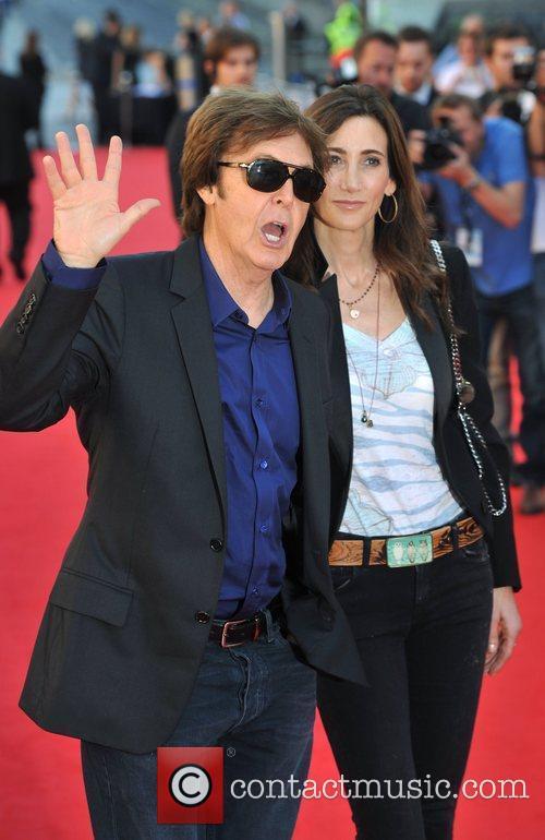 Sir Paul McCartney, Nancy Sorrell