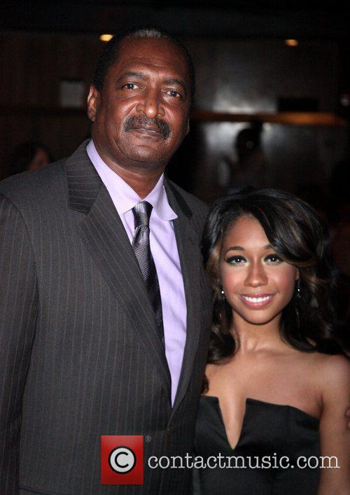 Mathew Knowles, Celebration and Tiffany Evans 2