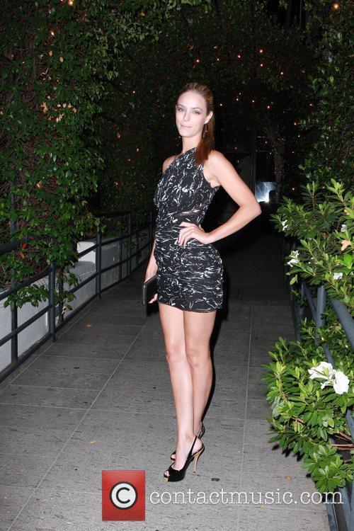Model /Actress and Former Miss Teen Utah Liz...