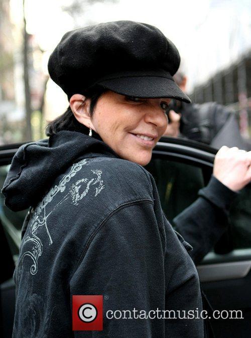Liza Minnelli outside the Covent Garden hotel London,...