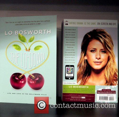 Lo Bosworth's book reality star Lo Bosworth signs...