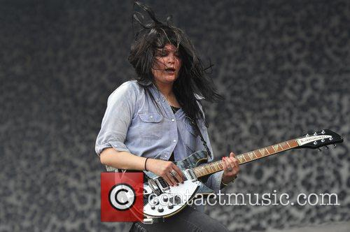 Lollapalooza Music Festival 2011 - Performances - Day...