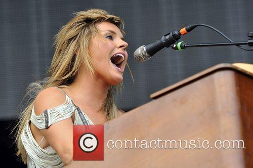 Grace Potter & The Nocturnals Lollapalooza Music Festival...