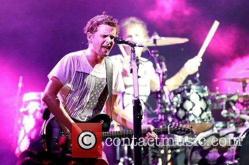 Matt Bellamy and Muse