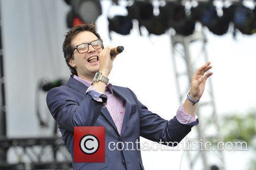 Mayer Hawthorne & The County on Day Two...