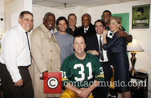 Dan Lauria, Aaron Thomas, Dawes and Judith Light 4