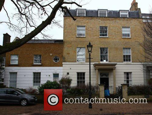 george michael images of various new homes purchased by