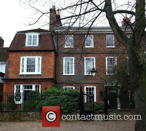 george michael images of various new homes purchased by george