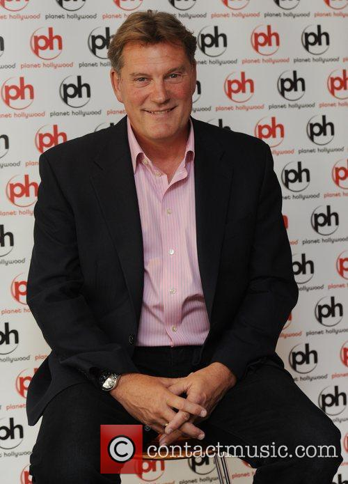 Glenn Hoddle The unveiling of the London Legends...