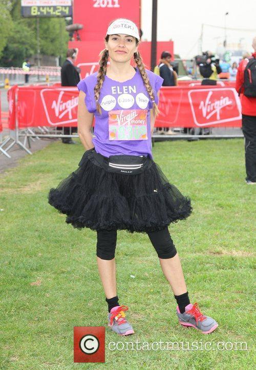 The 2011 London Marathon