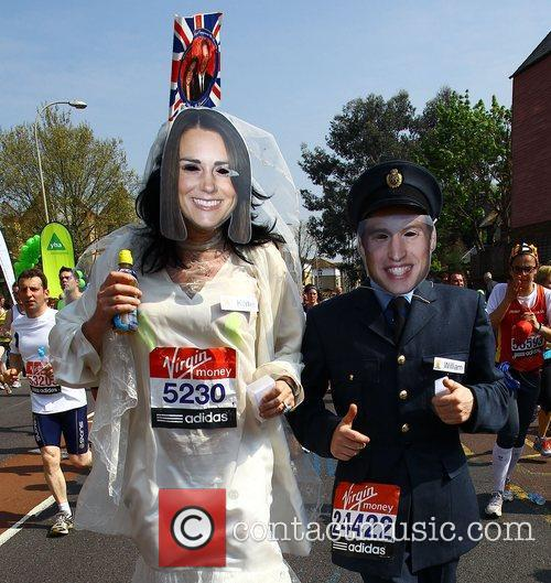 The 2011 London Marathon