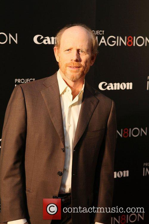 Ron Howard,  atthe 'Long Live Imagination' campaign...