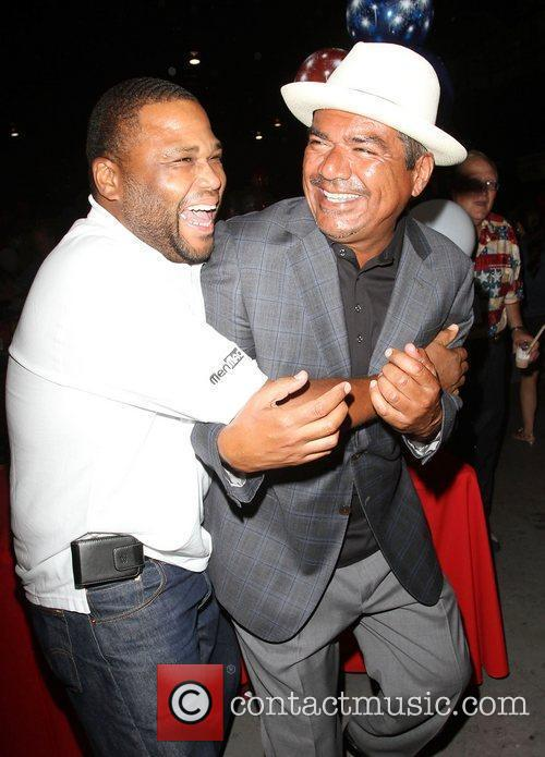 George Lopez, Anthony Anderson,  The Lopez Foundation...