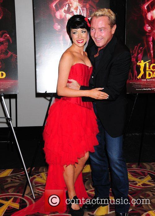 Ciara and Michael Flatley 3
