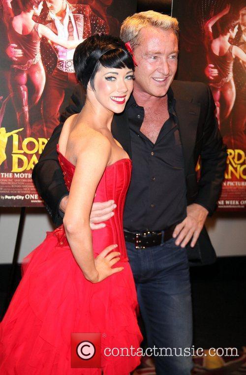 Ciara and Michael Flatley 1