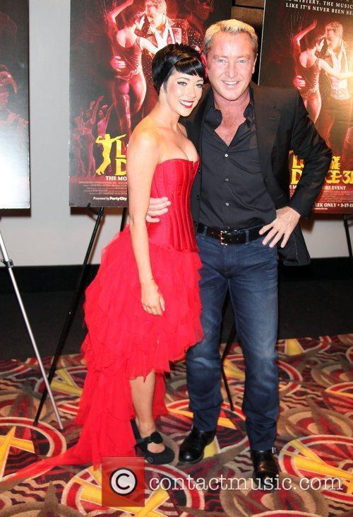 Ciara and Michael Flatley 4