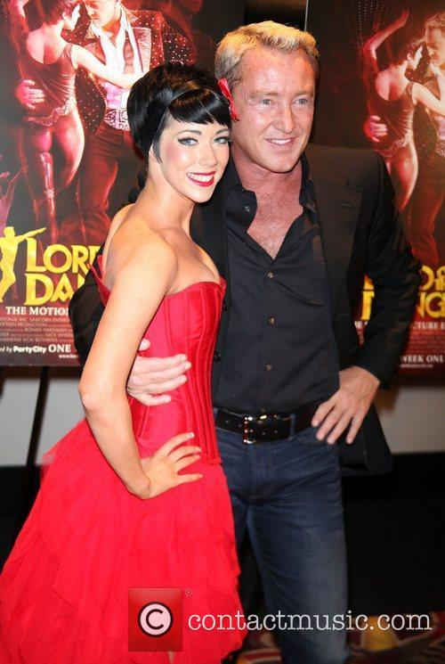 Ciara and Michael Flatley 11