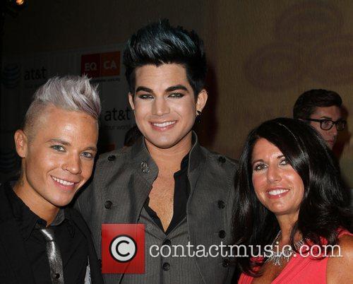 Adam Lambert, Beverly Hilton Hotel