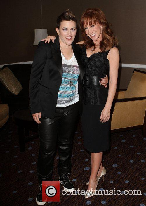 Kathy Griffin, Beverly Hilton Hotel