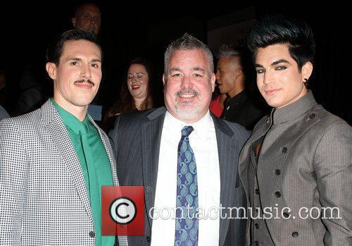 Sam Sparro and Adam Lambert
