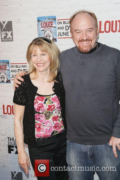 Donna Hanover, Louis C.K.  FX Networks proudly...
