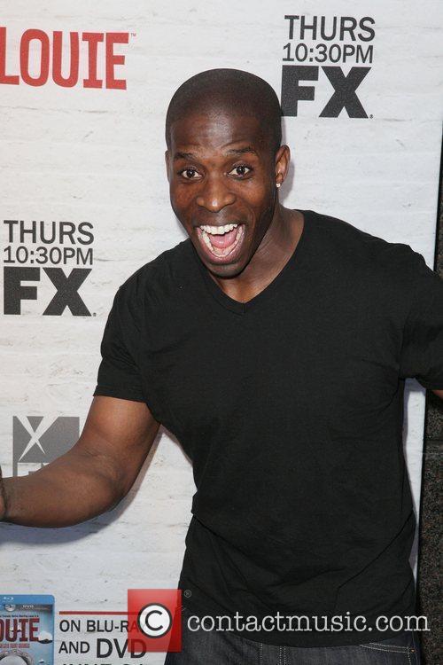 Godfrey FX Networks proudly presents Louie season 2...