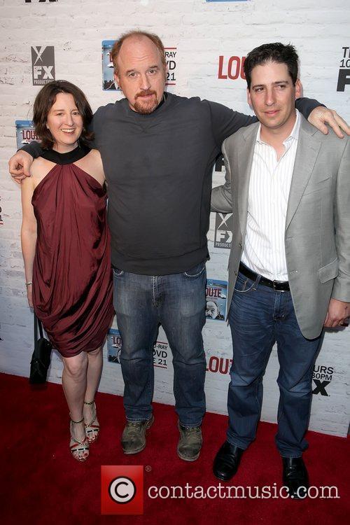 Blair Breard, Louis C.K. and Eric Schrie FX...
