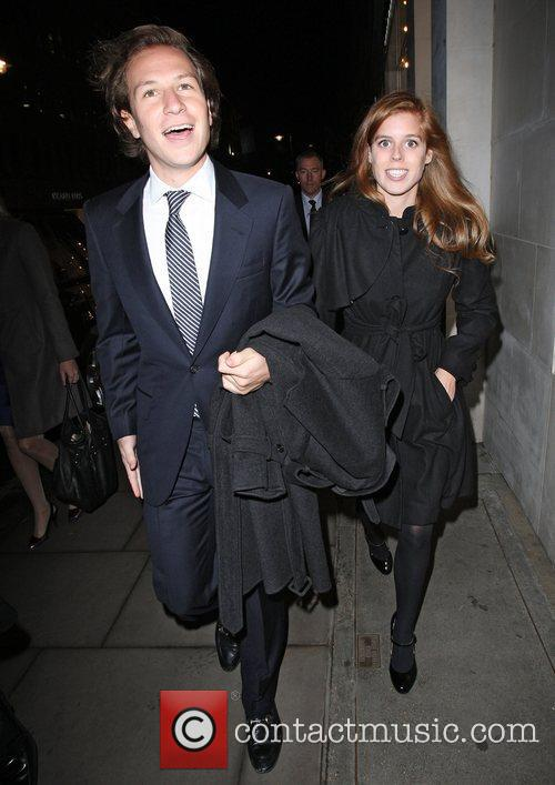Dave Clark, Bond, Elton John, Louis Vuitton and Princess Beatrice 4